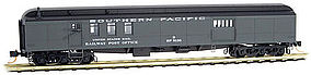 Micro-Trains 70 Heavyweight Baggage-Mail Southern Pacific 5130 N Scale Model Train Passenger Car #14800075