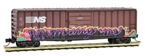 Micro-Trains 50 SD Box Marry Me NS - N-Scale
