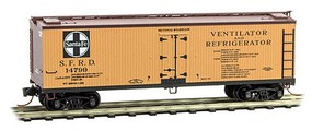 Micro-Trains 40' Wd Reefer ATSF #14799 N-Scale