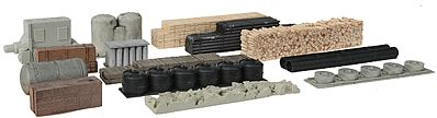 Micro Trains Line Mixed Freight Car Load Pack - pkg(12) -- N Scale Model Train Freight Car Load -- #49943997