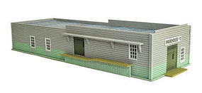 Micro-Trains Military Store House #2 N Scale Model Railroad Building #49990973