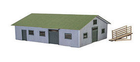 Micro-Trains Base Veterinary Clinic N Scale Model Railroad Building #49990974