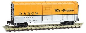 Micro-Trains 40 Boxcar DRGW - Z-Scale