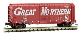 Micro-Trains 40 Box Car GN #18588 - Z-Scale