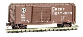 Micro-Trains Circus Series #5 GN #3484 - Z-Scale