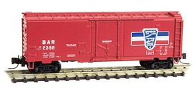 Micro-Trains 40 Boxcar B&A - Z-Scale