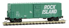 Micro-Trains 40 Boxcar RI - Z-Scale