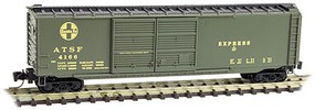 Micro-Trains 50 Boxcar ATSF - Z-Scale