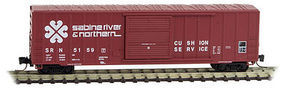 Micro-Trains Per Diem Series #5 SRN - Z-Scale