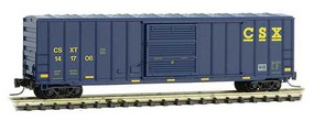 Micro-Trains 50' RS Box CSXT #141706 Z-Scale