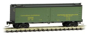 Micro-Trains 40 Wd Reefer CN #10329 - Z-Scale