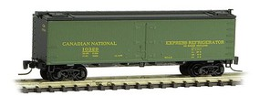 Micro-Trains 40 Wd Reefer CN #10332 - Z-Scale