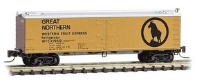Micro-Trains 40' Wood Reef GN #72122 Z-Scale