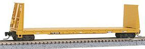 Micro-Trains 60 Bulkhead Flatcar w/Lumber Load TTX #804610 Z Scale Model Train Freight Car #52700081