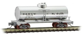 Micro-Trains 39 SD Tank DRGW #X-2905 - Z-Scale