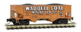 Micro-Trains 33 Twin Hopp WDLX #101 - Z-Scale