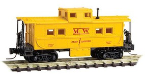 Micro-Trains Caboose MOW - Z-Scale