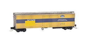 Micro-Trains 51 Mechanical Reffer weathered Z Scale Model Train Freight Car #54844030