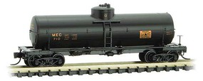 Micro-Trains 39' Tank Car MEC #710 N-Scale