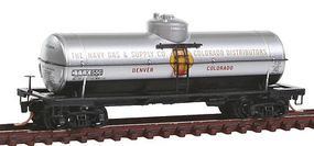 Micro-Trains 39 Single-Dome Tank Car Navy Gas & Supply CTTX N Scale Model Train Freight Car #6500790