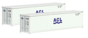 Micro-Trains Container 2-Pack ACL - Z-Scale