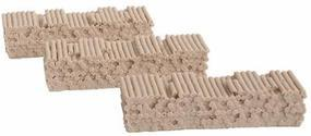 Micro-Trains Pulpwood Loads Fits 40 Bulkhead Flatcars (3) Z Scale Model Train Freight Car Load #79943917