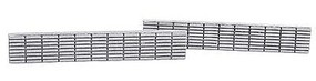 Micro-Trains Zinc Ingots Load Fits 50' Gondolas pkg(2) Z Scale Model Train Freight Car Load #79943928