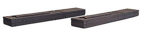 Micro-Trains 60' Steel Plate Load 2-Pack Z Scale Model Train Freight Car Load #79943957