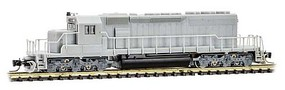 Micro-Trains EMD SD40-2 - Standard DC Undecorated - N-Scale