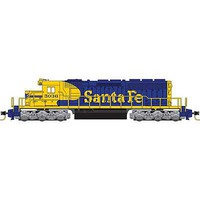 Micro-Trains SD40-2 Pwrd ATSF #5056 Z-Scale