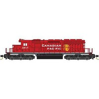 Micro-Trains SD40-2 DC CP #5617 - Z-Scale