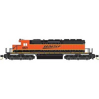 Micro-Trains SD40-2 DC BNSF #6821 Z-Scale