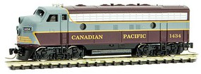 Micro-Trains Dsl F7A pwd CP #1400 - Z-Scale