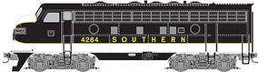 Micro-Trains F7A Unit Powered Southern #4264 Z Scale Model Train Diesel Locomotive #98001372