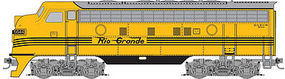 Micro-Trains F7A Powered DRGW #5644 Z Scale Model Train Diesel Locomotive #98001392