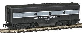 Micro-Trains EMD F7A New York Central #2442 Z Scale Model Train Diesel Locomotive #98002030