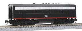 Micro-Trains EMD F7B - Standard DC - Southern Pacific #8219 Z Scale Model Train Diesel Locomotive #98002040