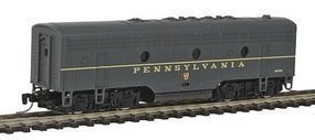 Micro-Trains EMD F7B Pennsylvania Railroad #9646B Z Scale Model Train Diesel Locomotive #98002090