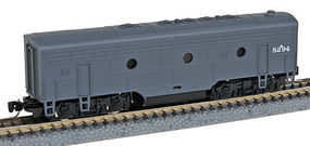 Micro-Trains F7B Powered Loco Southern Pacific #8294 Z Scale Model Train Diesel Locomotive #98002170