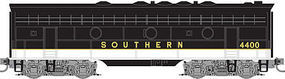Micro-Trains F7B Unit Southern #4400 Z Scale Model Train Diesel Locomotive #98002371