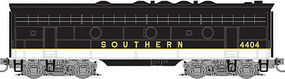 Micro-Trains F7B Unit Southern #4404 Z Scale Model Train Diesel Locomotive #98002372