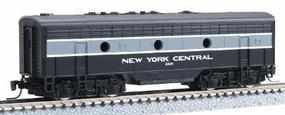 Micro-Trains F-7 Dummy B unit NYC - Z-Scale