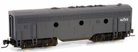 Micro-Trains F7 B Unit SP #8295 - Z-Scale