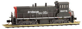 Micro-Trains EMD SW1500 Standard DC Southern Pacific #2678 N Scale Model Train Diesel Locomotive #98600542
