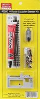 Micro-Trains Coupler Starter Kit - Includes Greas-em Dry Lubricant N Scale Model Train Coupler #98800081