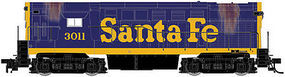 Micro-Trains ATSF Reefer Weathered Set N Scale Model Train Freight Car #99301280