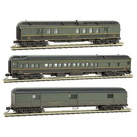 Micro-Trains Heavy Passenger Car CN 3/ - N-Scale
