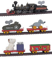 Micro-Trains Toy Trunk Line Xmas Set N Scale Model Train Set #99321220