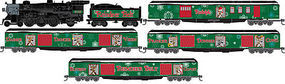 Micro-Trains Reindeer Belt Christmas Train-Only Set N Scale Model Train Set #99321260