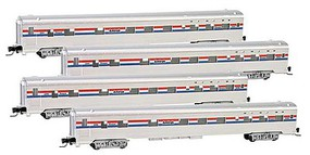 Micro-Trains 83 Sleeper Car AMTK - Z-Scale